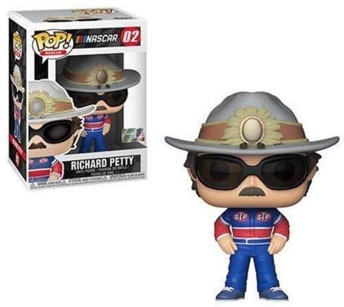 Funko POP! NASCAR: Richard Petty,Multi-colored