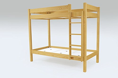 ABC MEUBLES - stapelbed ABC ladder - SUPABCDR90