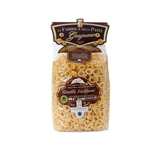 Anelli Siciliani - Pasta di Gragnano IGP 500gr