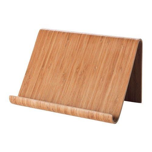IKEA RIMFORSA madera de bambú soporte ideal para ipad/tablets o libros de...