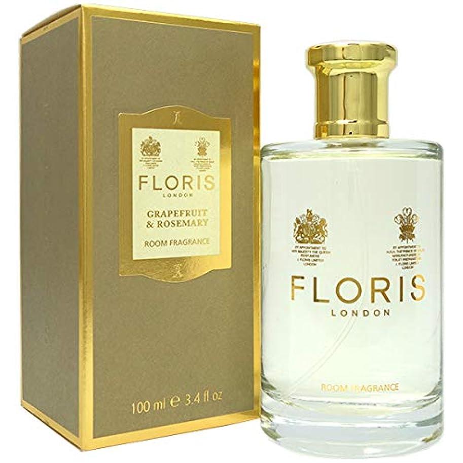 フローリス FLORIS ルームフレグランス グレープフルーツ&ローズマリー 100ml [並行輸入品]