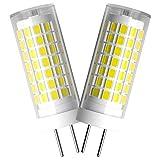 BQHY G6.35 Ampoules à LED 6W, équivalent aux ampoules halogènes...