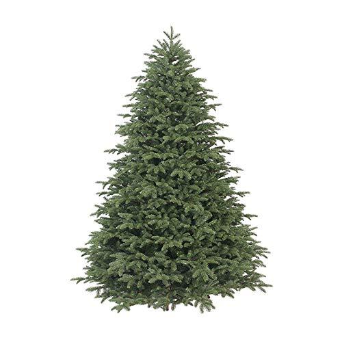 Kaemingk Everlands, albero di Natale artificiale in abete Blenheim, 150 cm, aghi misti in PVC e PE, con 2224 punte per rami fatti a mano