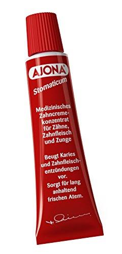 Dr. Rudolf Liebe Nachfolger Ajona Stomaticum medizinisches Zahncremekonzentrat, 25 ml