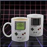 Cafe Criativas Tazze Che Cambiano Colore Star Wars Tazze d'Acqua Spada Laser Rivelazione di Calore Console di Gioco Tazza in Ceramica Bicchieri Regali-Game_Console