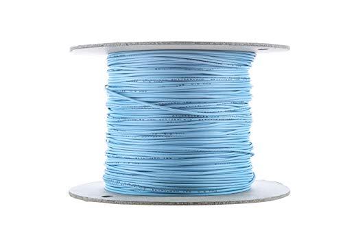 Schaltlitze Motorenlitze 0,50qmm 5m Abschnitt blau feindrähtig Kupfer verzinnt F 155°C Radox/Betatherm verschied. Farben