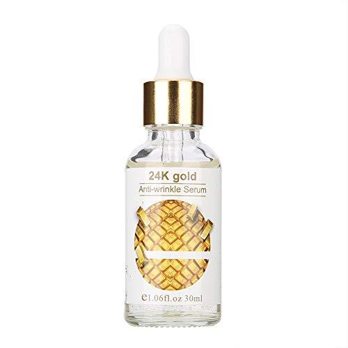 Eye Cream Serum, Professional Hydraterende Face Essence Anti-Rimpel Serum Whitening Huidverzorging voor huidverzorging Verminder donkere kringen onder wallen