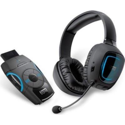 PS3/Xbox360/PC/Mac Creative Sound Blaster Recon 3D and Omega Wireless Headset / 他機種対応!!ノイズカットにも優れたワイヤレスゲーミングヘッドセット
