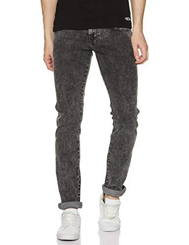 Wrangler Men's Skinny Fit Jeans (W31425W2283G_Jsw Dark Stone_38)