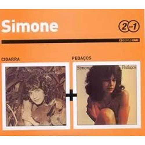 SIMONE - 2 EM 1/DUPLO/DIGIPACK