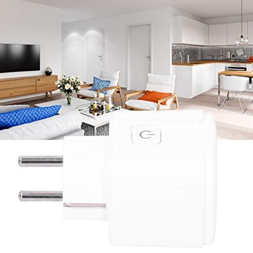 Zócalo elegante, enchufe elegante del enchufe de Wifi del enchufe de Wifi del material retardante fácil llevar para los dispositivos