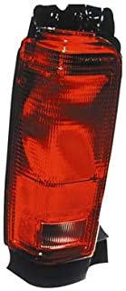 For Dodge Caravan/Plymouth VoyagerFor Chrysler Ram-Van 1984-1986 Tail Light Assembly Unit Driver Side Base Model