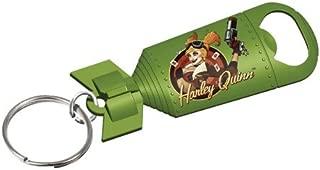 DC Bombshells Keychain Bottle Opener - Harley Quinn