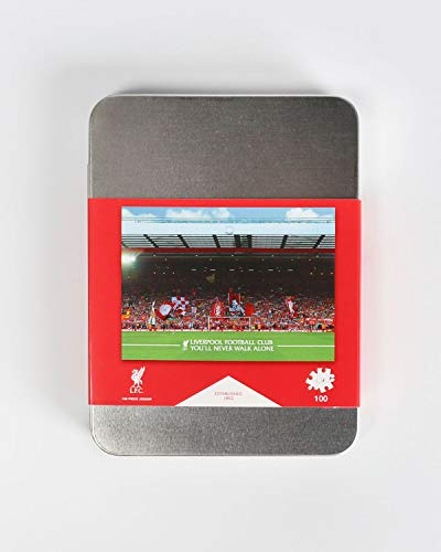 FC Liverpool LFC Puzzle in Metallbox 100 Teile