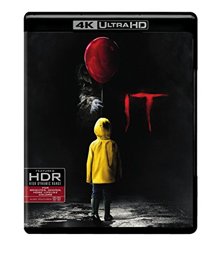 It (4K UHD BD) [Blu-ray]