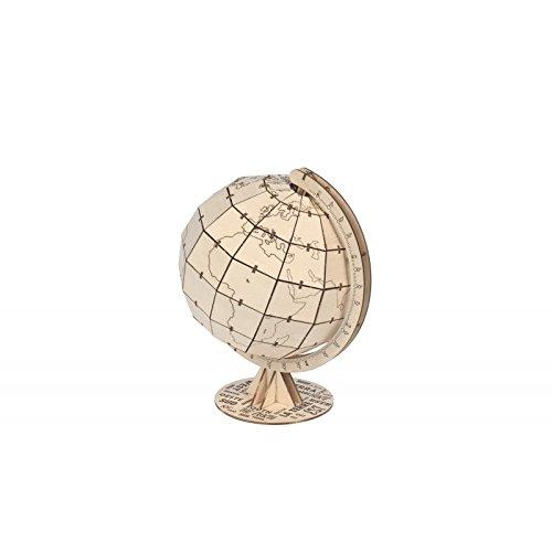 Artesanía Latina  30213 - Globo Mundial con Mapa Impreso