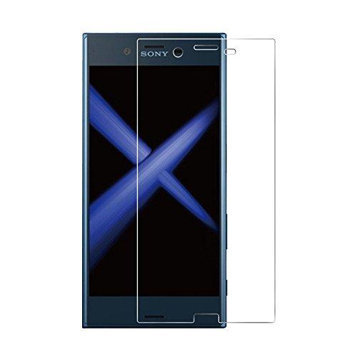 [2 pacotes] Protetor de tela premium Sony Xperia XZ, protetor de tela de vidro temperado premium Sony Xperia XZ, protetor de tela transparente HD para Sony Xperia XZ Premium de 5,46 polegadas [não serve para Sony Xperia XZ de 5,2 polegadas]