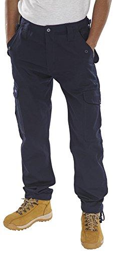 Click herenbroek blauw navy large