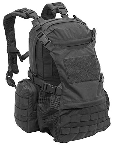Warrior Helmet Cargo Pack Large, Noir