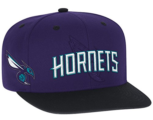 adidas Charlotte Hornets 2016 NBA Draft Day Authentic Snap Back Hat