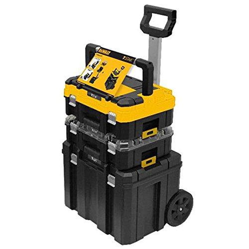 Dewalt DWST1-81049 TStak Tower Rolling Mobile Werkzeugbox