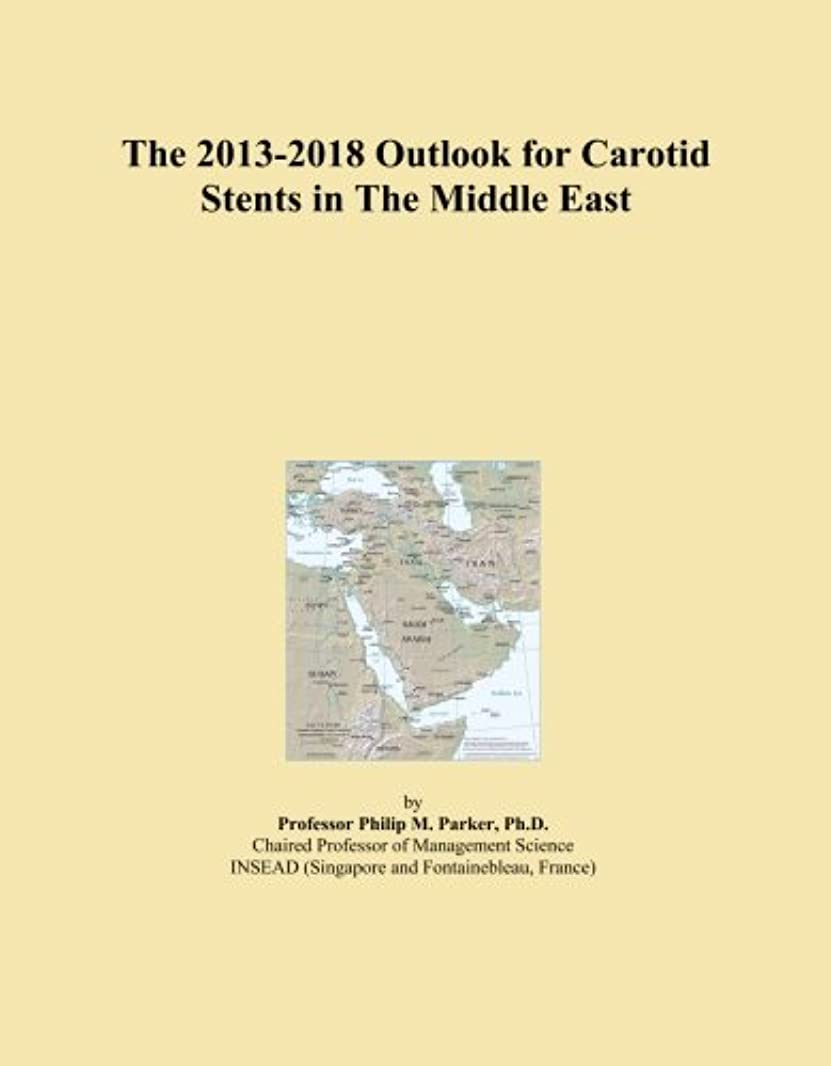 指導する帽子メールを書くThe 2013-2018 Outlook for Carotid Stents in The Middle East