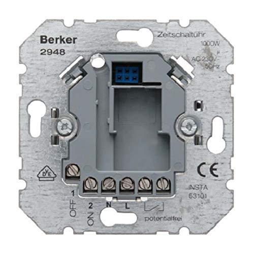 BERKER 2948 Zeitschalter elektronisch UP