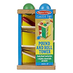 Melissa & Doug Deluxe Pound and Roll Tower