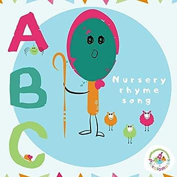 ABC Nursery Rhyme Song