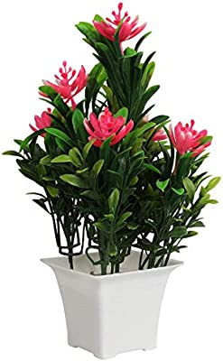 BS AMOR Beautiful Artificial Flower Bunch for Home Décor