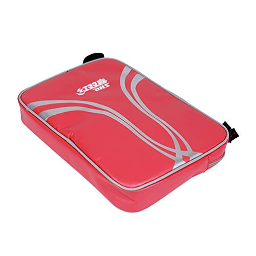 Save %38 Now! DHS RC530 Oxford Table Tennis Racquets Case, Waterproof Ping Pong Racket Bag