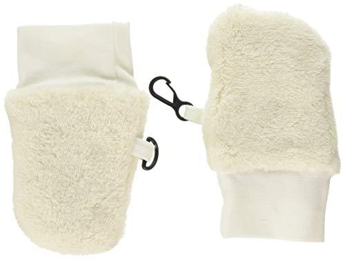Schnizler Kinder Fleece-Fäustlinge, super weiche Unisex Winter-Handschuhe mit Klettverschluss