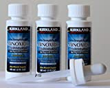 3 Months Supply of Strong 5% Minoxidil for Hair Growth