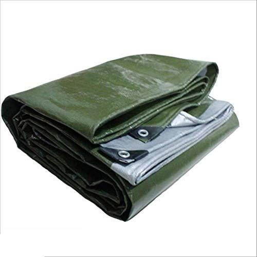 MHBGX Tarps,Tarpaulin Waterproof Thick Cloth Canvas Truck Linoleum Sun Shade Cloth Wear-Resistant Shed Cloth PVC 0.35Mm - 200 G/M²,C,8X10M