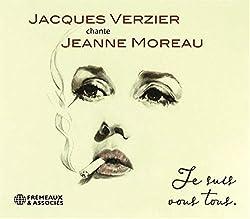 Chante Jeanne Moreau-Je suis Vous Tous