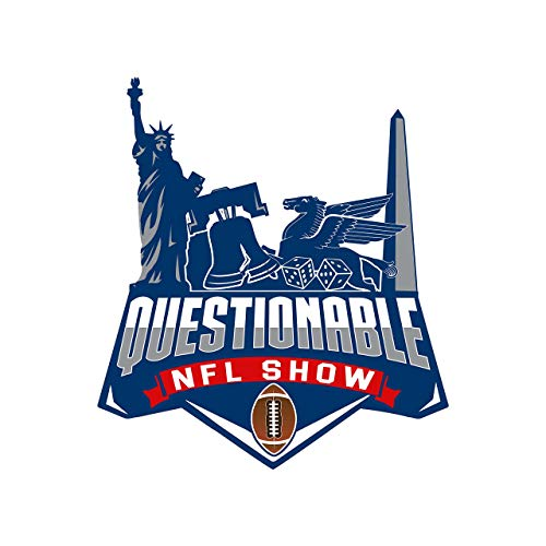 Questionable NFL Show Podcast By Aaron Dan Jay Josh & Ross cover art