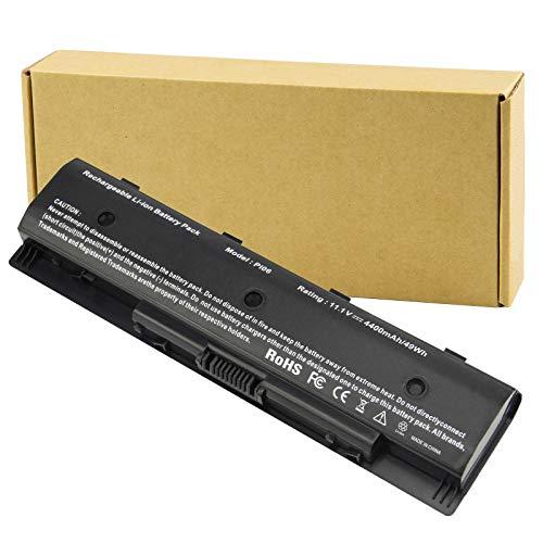 Futurebatt New 10.8V 49Wh Replacement Laptop Battery for HP PI06 PI09 710416-001 710417-001 Pavilion 14-E000 15 15-E000 15t-e000 17-E000 Envy 14 15 15T 17 M7 Touchsmart 17-J000 Notebook