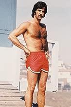 Sam Elliott Lifeguard Hunky Barechested Portrait 18x24 Poster