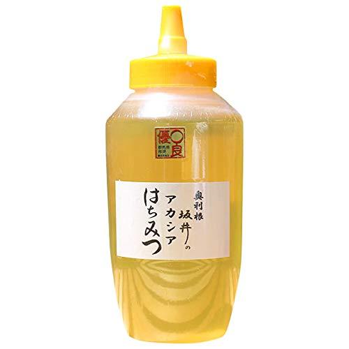 坂井養蜂場 特選アカシア蜂蜜 国産 奥利根 坂井のはちみつ (1kg)