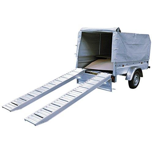 Variant für 3s-shop Auffahrrampen, Verladeschienen, Alu Rampen - 2,58 m - 3.000 kg