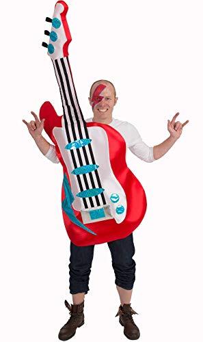 Nines d'Onil Disfraz de Guitarra Eléctrica Starman para Adulto