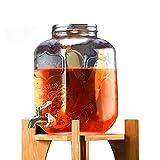 Vidrio de bebidas frías latas jugo bebida jarra máquina de gama alta de dispensación de bebidas hervidor de bebidas 4L