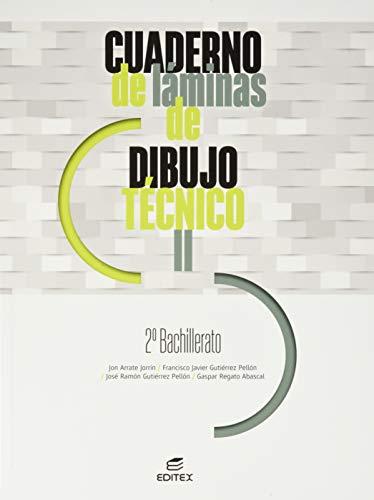 Cuaderno De Láminas Dibujo Técnico II 2º Bachillerato