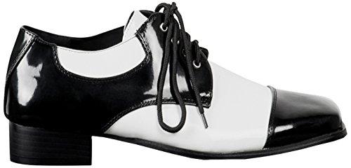 Boland - Kostümschuhe für Erwachsene in Schwarz, Größe 43