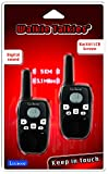 Lexibook-TW41 Walkie talkie, color negro (TW41) , color/modelo surtido