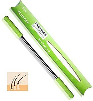 Briyte Pluxoff® - Depilador facial, elimina el vello sin pinzas mediante el muelle