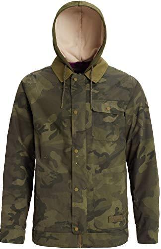 Burton Men's Dunmore Jacket, Worn Camo, X-Large