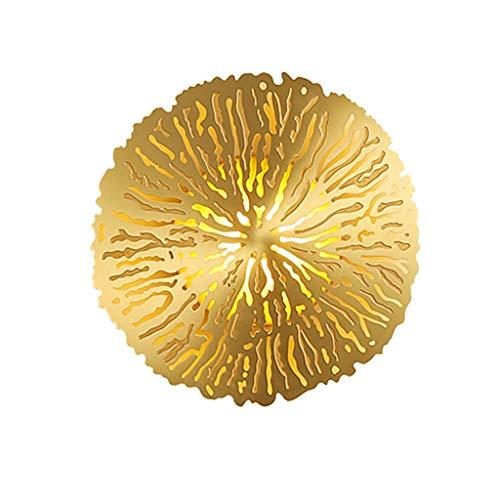 Luminaires & Eclairage/Luminaires intérieur/AP Applique Murale complète en cuivre Lampe de Chevet Chambre Lampe de Chevet Salon Fond Lampe Murale décoration personnalité Lampe Murale, Lampe de Mur