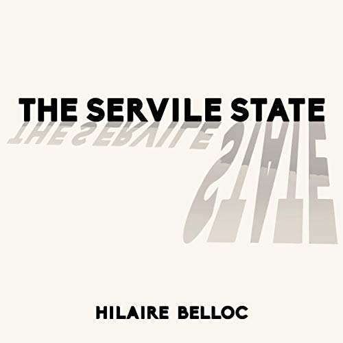 The Servile State cover art
