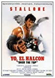 Over The TOP – Sylvester Stallone – Spanish Movie Wall Poster Print - 43cm x 61cm / 17 Inches x 24 Inches A2